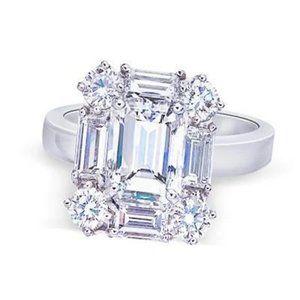 Diamond Engagement Ring Diamond Engagement